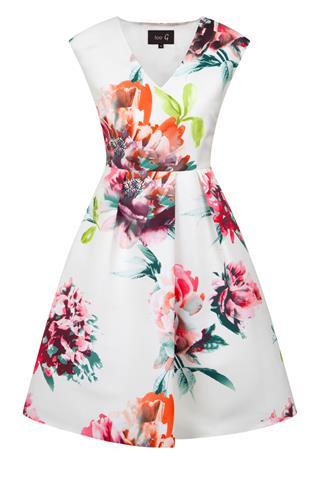 Fee G Floral Dress