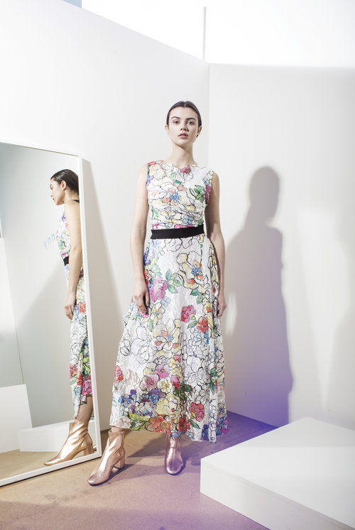 Caroline Kilkenny Flora Lace Dress