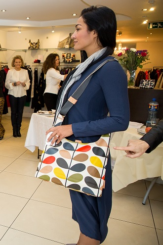 Transit Par Such with Orla Kiely Accessories