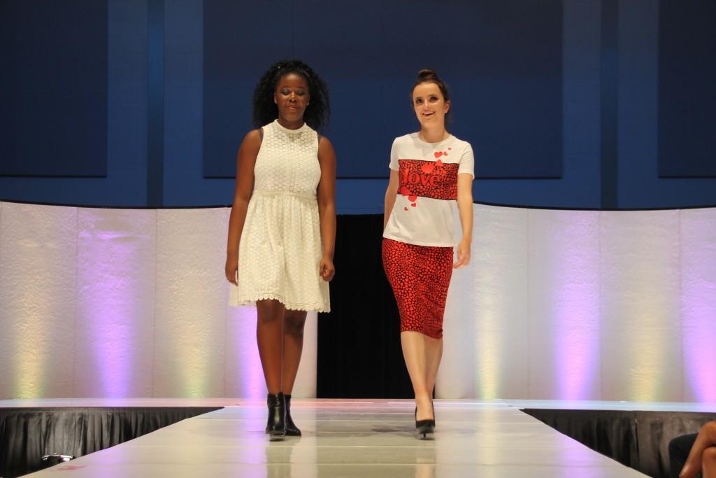 alex fashion show